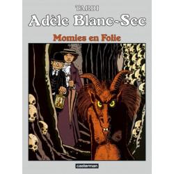 MOMIES EN FOLIE - ADELE BLANC-SEC - T4