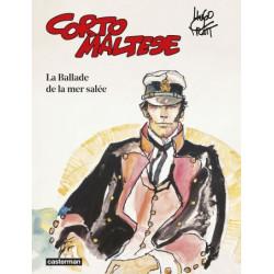 CORTO MALTESE - T01 - LA BALLADE DE LA MER SALEE