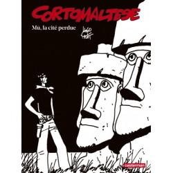 CORTO MALTESE - T12 - MU LA CITE PERDUE