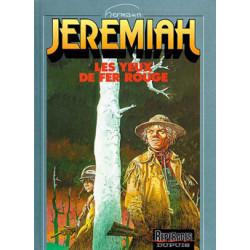 JEREMIAH DUPUIS - JEREMIAH - TOME 4 - LES YEUX DE FER ROUGE