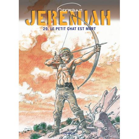 JEREMIAH DUPUIS - JEREMIAH - TOME 29 - LE PETIT CHAT EST MORT