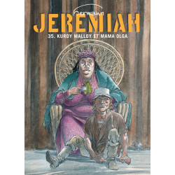 JEREMIAH DUPUIS - JEREMIAH - TOME 35 - KURDY MALLOY ET MAMA OLGA