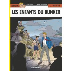 LEFRANC - LES ENFANTS DU BUNKER