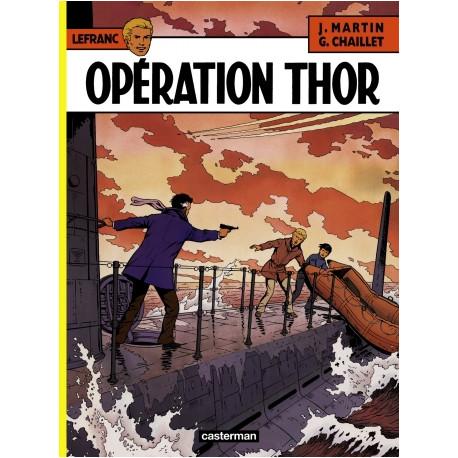 OPERATION THOR