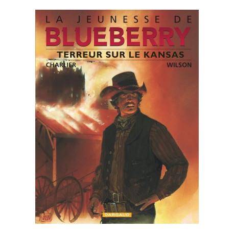 JEUNESSE DE BLUEBERRY LA - TOME 5 - TERREUR SUR LE KANSAS