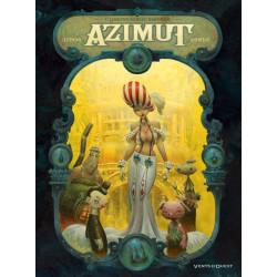 AZIMUT - TOME 01 - LES AVENTURIERS DU TEMPS PERDU