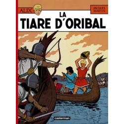 ALIX - T04 - LA TIARE DORIBAL