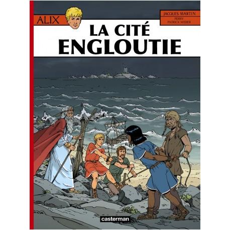 ALIX - T28 - LA CITE ENGLOUTIE