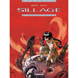 SILLAGE T06 ARTIFICES NED