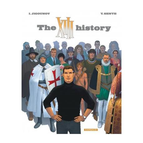 TREIZE XIII - XIII  - TOME 25 - THE XIII HISTORY