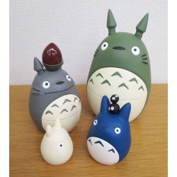POUPEES RUSSES TOTORO