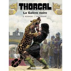 THORGAL - T4 - LA GALERE NOIRE