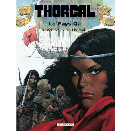 THORGAL - T10 - LE PAYS QA