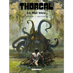 THORGAL - T25 - LE MAL BLEU