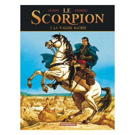 LE SCORPION - TOME 5 - LA VALLEE SACREE