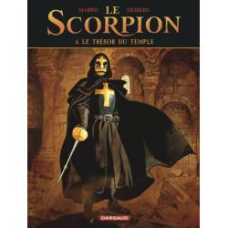 LE SCORPION - TOME 6 - LE TRESOR DU TEMPLE