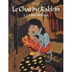 LE CHAT DU RABBIN  - TOME 1 - BAR-MITSVA LA