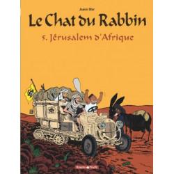 LE CHAT DU RABBIN  - TOME 5 - JERUSALEM DAFRIQUE