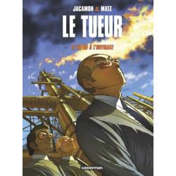 LE TUEUR - T10 - LE COEUR A LOUVRAGE