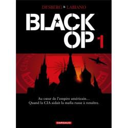 BLACK OP - SAISON 1 - TOME 1 - BLACK OP T1
