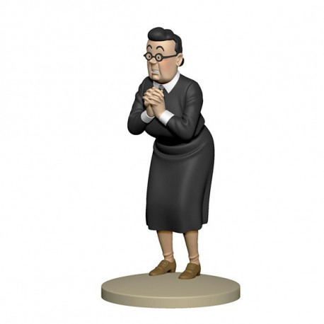 MADAME IRMA FIGURINE 13CM COLLECTION TINTIN