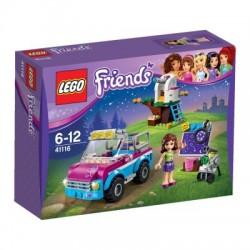 LA VOITURE D EXPLORATION D OLIVIA LEGO FRIENDS 41116