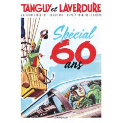 LES CHEVALIERS DU CIEL TANGUY ET LAVERDURE - TOME 0 - TANGUY  LAVERDURE - ANNIVERSAIRE 60 ANS