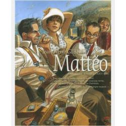 MATTEO TOME 3-TROISIEME EPOQUE AOUT 1936