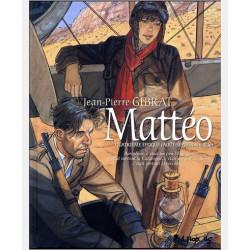 MATTEO TOME 4-QUATRIEME EPOQUE AOUT-SEPTEMBRE 1936