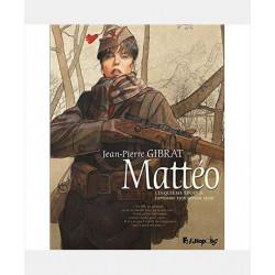 MATTEO TOME 5-CINQUIEME EPOQUE SEPTEMBRE 1936-JANVIER 1939