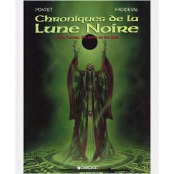 LES CHRONIQUES LA LUNE NOIRE - LES CHRONIQUES DE LA LUNE NOIRE  - TOME 7 - DE VENTS DE JADE ET DE J