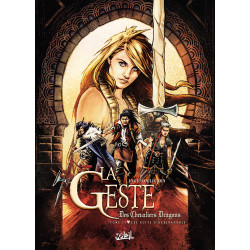 GESTE DES CHEVALIERS DRAGONS T24 LES NUITS DHAXINANDRIE