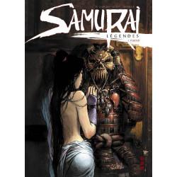 SAMURAI LEGENDES T01
