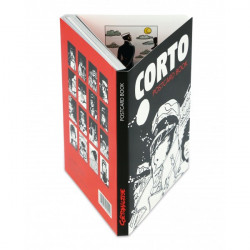 SET 16 CARTES POSTALES CORTO MALTESE