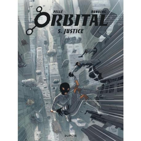 ORBITAL - TOME 5 - JUSTICE
