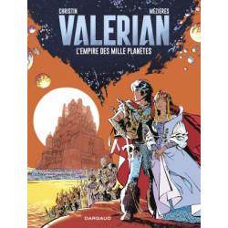 VALERIAN - TOME 2 - EMPIRE DES MILLE PLANETES