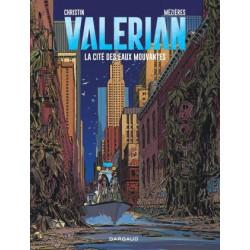 VALERIAN - TOME 1 - CITE DES EAUX MOUVANTES LA