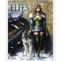 ELFES T07 LE CRYSTAL DES ELFES SYLVAINS