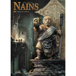 NAINS T03 - ARAL DU TEMPLE