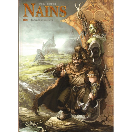 NAINS T09 - DROH DES ERRANTS