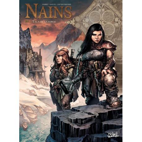 NAINS - T16 - TALA DE LA FORGE