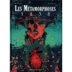 METAMORPHOSES 1858 - T01- TYRIA JACOBAEAE