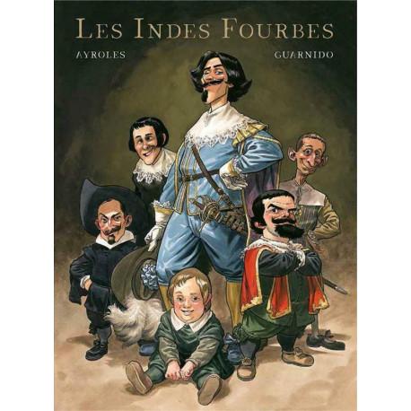 LES INDES FOURBES - TIRAGE DE TETE