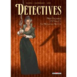 DETECTIVES T01 - MISS CRUMBLE - LE MONSTRE BOTTE
