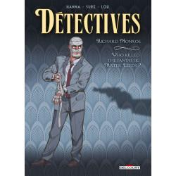 DETECTIVES T02 - RICHARD MONROE - WHO KILLED THE FANTASTIC MISTER LEEDS
