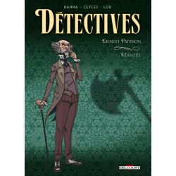 DETECTIVES T03 - ERNEST PATISSON - HANTEE