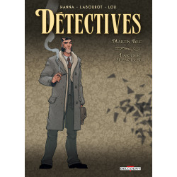 DETECTIVES T04 - MARTIN BEC - LA COUR SILENCIEUSE