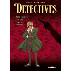DETECTIVES T06 JOHN EATON - EATON IN LOVE
