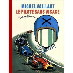 MICHEL VAILLANT NOUV SAISON T2 LE PILOTE SANS VISAGE N/B GRAND FORMAT