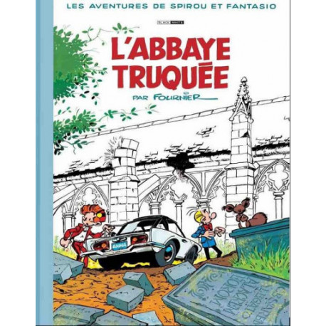 LABBAYE TRUQUEE TIRAGE DE TETE